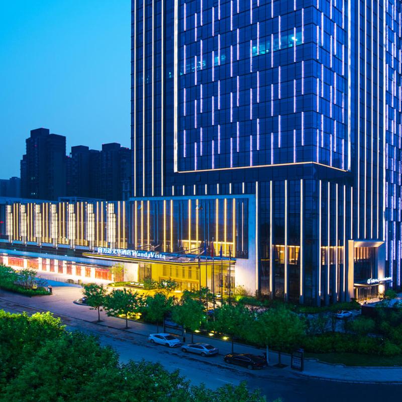 广元万达嘉华酒店
